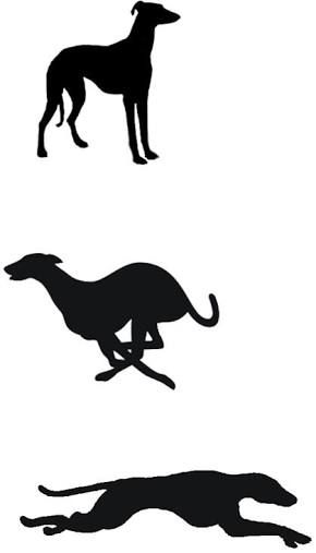 290x507 Image Result For Free Greyhound Embroidery Templates Photo