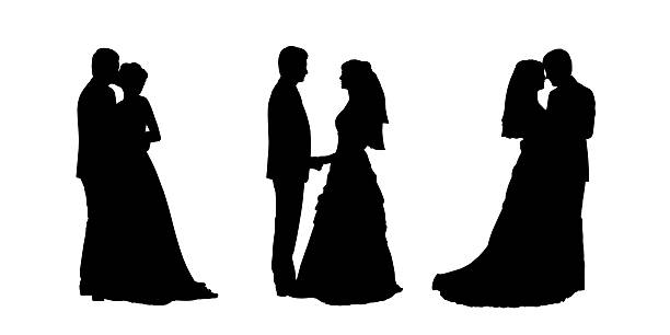 612x306 Dancing Clipart Bride And Groom Many Interesting Cliparts