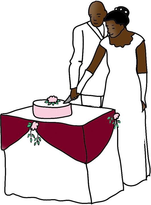 531x720 Wedding Clipart