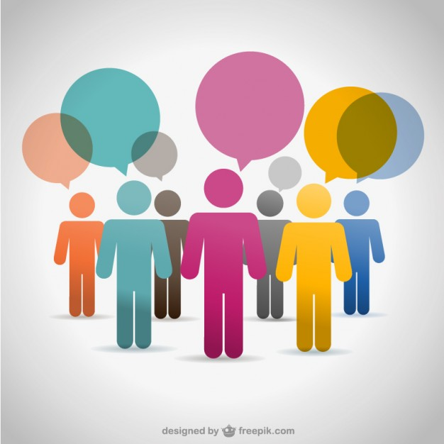 626x626 Group Of People Thinking Clipart