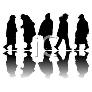 group silhouette clip art at getdrawings com free for personal use rh getdrawings com