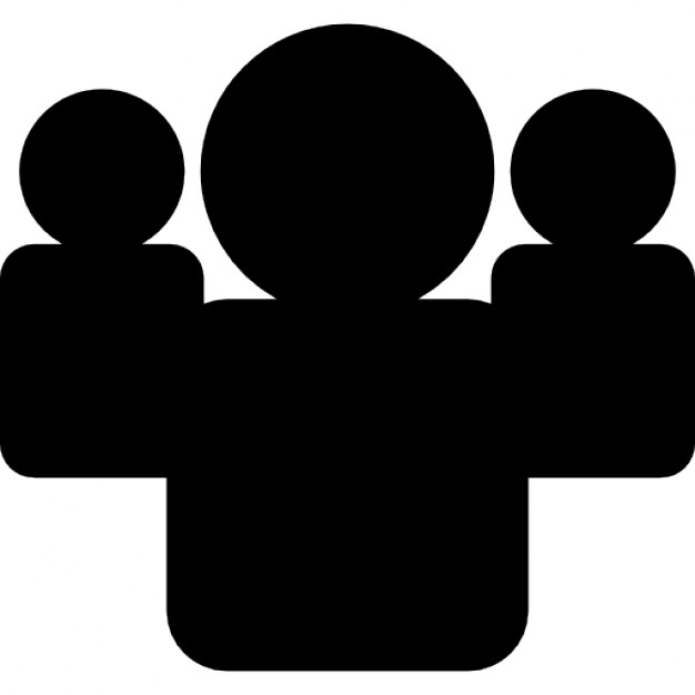 626x626 Profile Users Group Silhouette Icons Free Download
