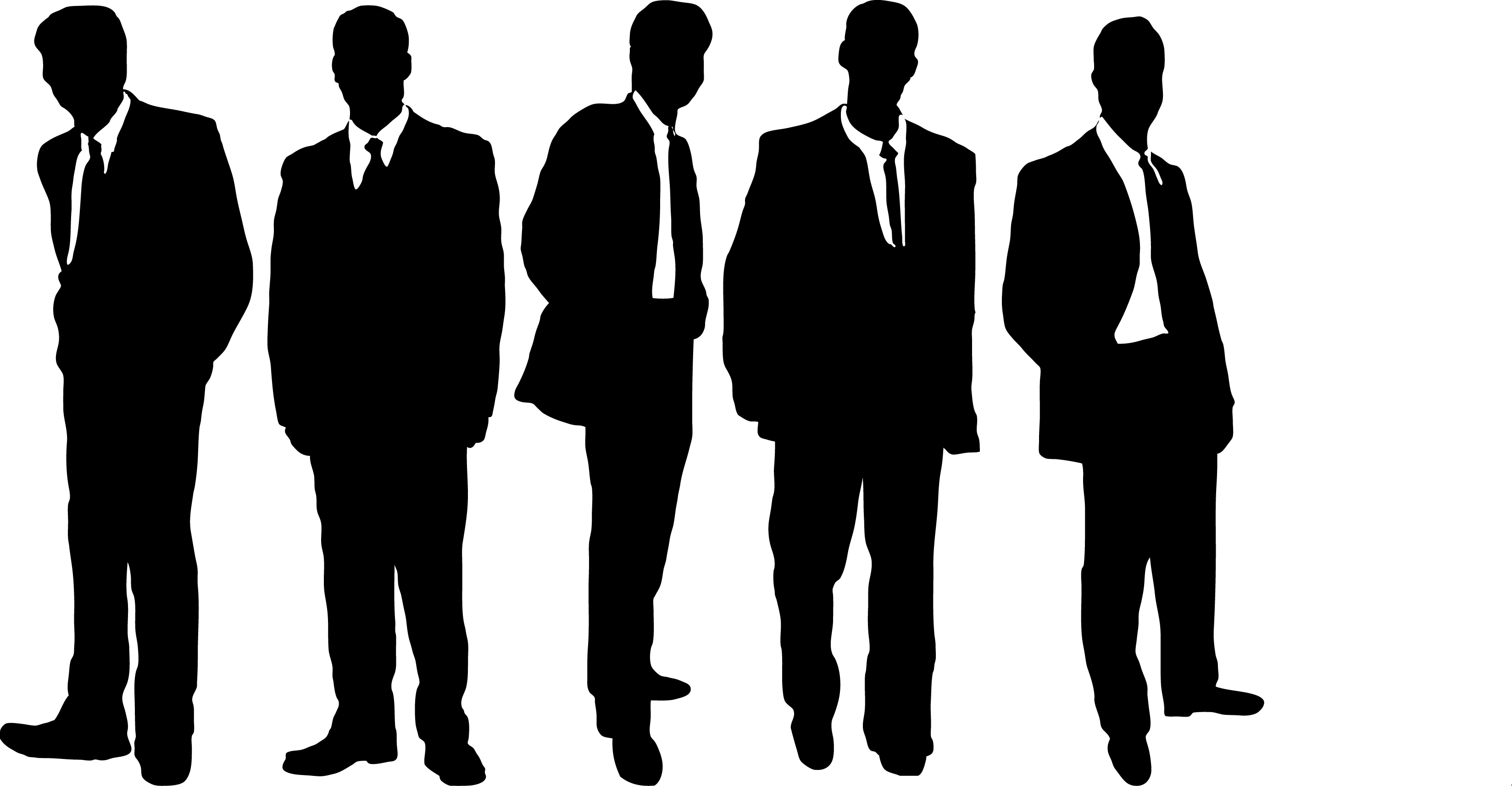 group silhouette clip art at getdrawings com free for personal use rh getdrawings com free business clipart pictures free business clipart gallery