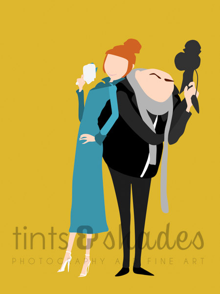 450x600 Gru And Lucy Minimalist Movie Poster Minimalist Poster, Disney