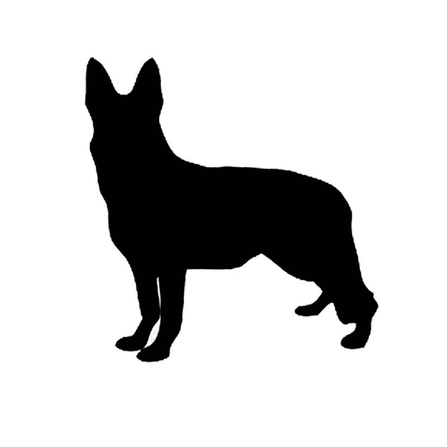 Gsd Silhouette