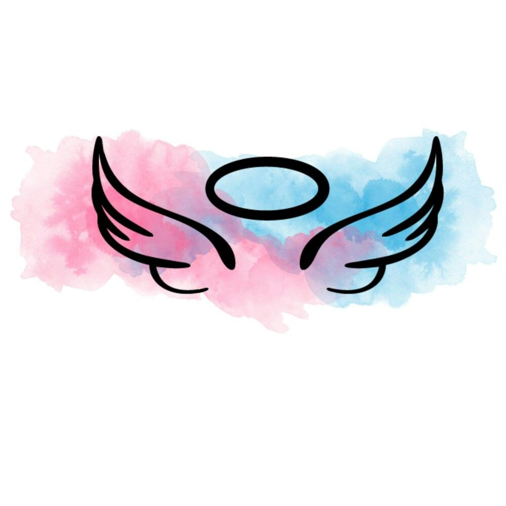 1000x1000 Miscarriage, Tattoo Idea, Rip Angel Tattoo Ideas