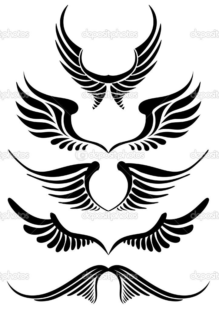 723x1024 Wing Tattoo Design Ideas Tattoo, Wing Tattoo Designs And Tattoo