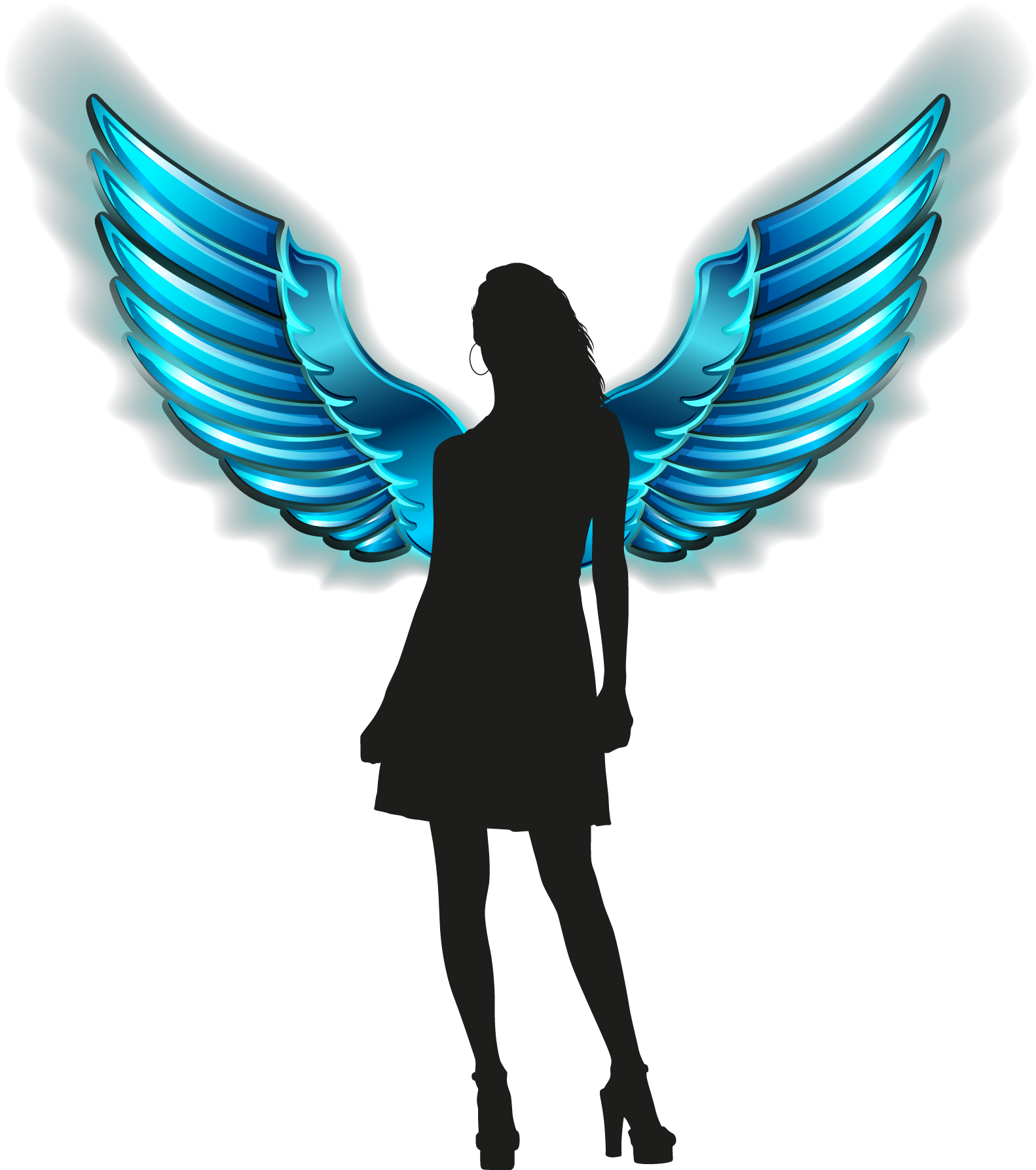 1582x1786 Angel Tattoos Png Transparent Free Images Png Only