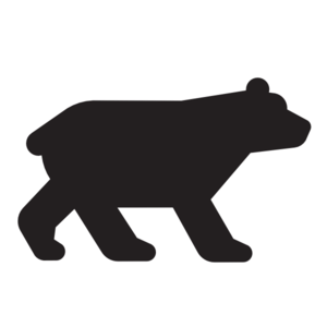 300x300 Clipart Pictures Of Black Bear