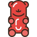 128x128 Gummy Bear Vectors, Photos And Psd Files Free Download
