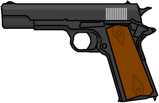 Gun Silhouette Clip Art