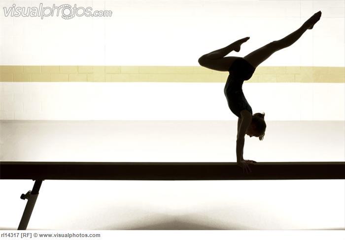 700x488 Gymnast Clipart Gymnastics Handstand