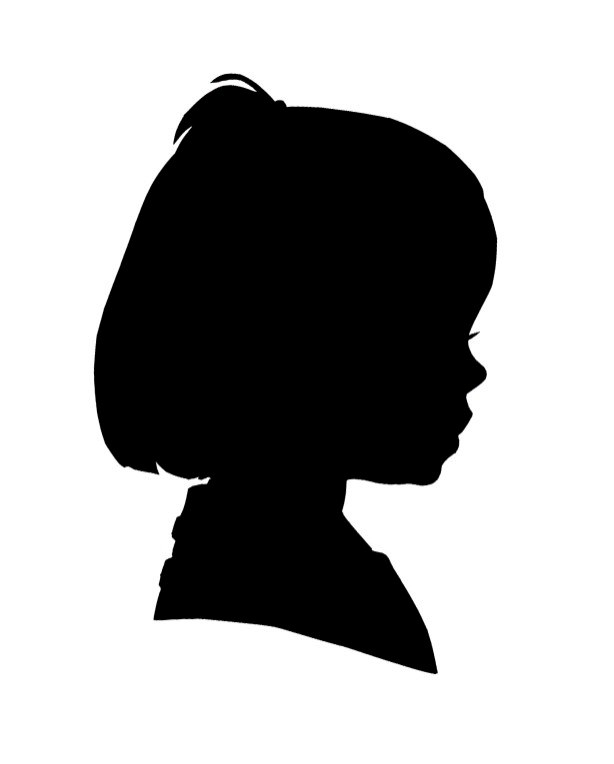 614x764 Silhouette Samples