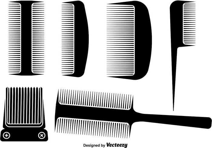 700x490 Hair Comb And Hair Clipper Designs