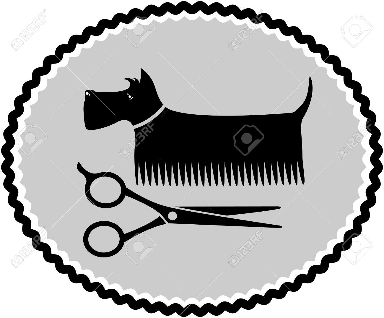 1300x1076 Brush Clipart Scissors