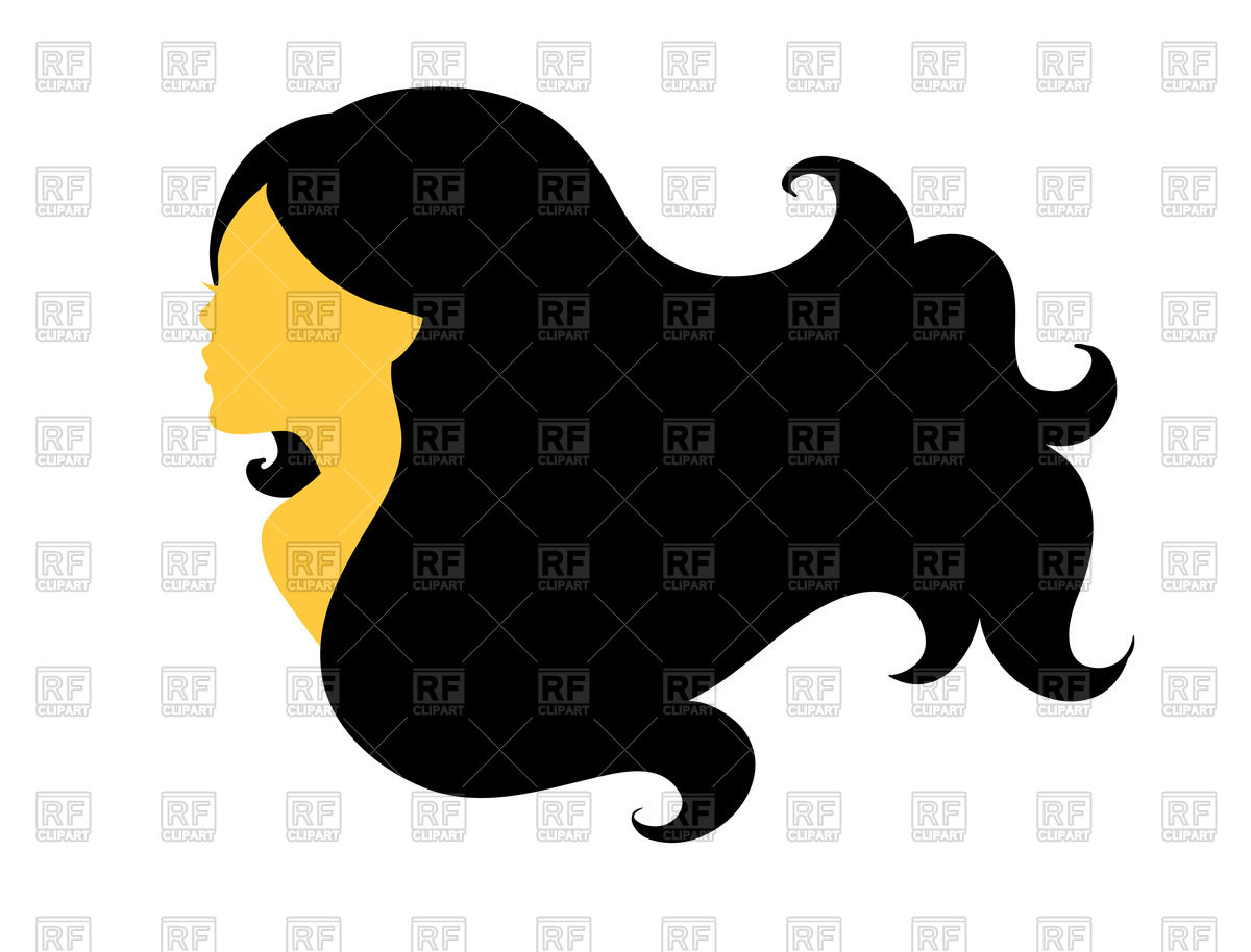 Hair Salon Silhouette