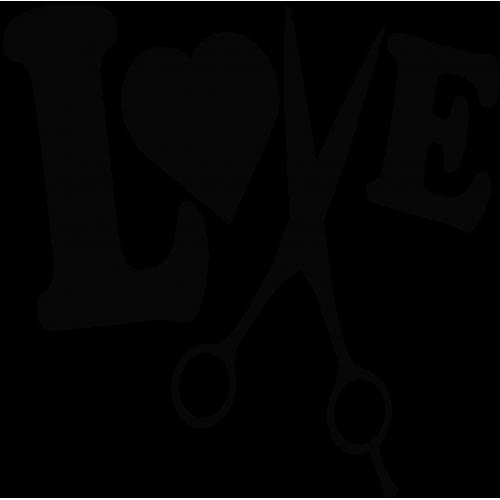 500x500 Hairdresser Love