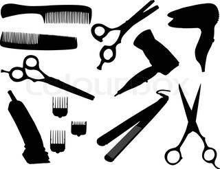 320x246 Hair Equipment Silhouette