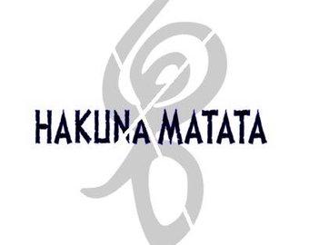 340x270 Hakuna Matata Svg Etsy