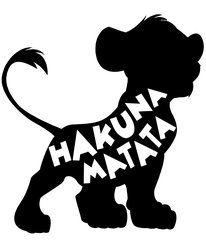206x240 Simba Hakuna Matata Decal Shop Board Hakuna Matata