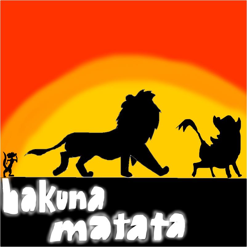 802x802 Hakuna Matata