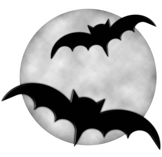 531x515 Halloween Bat Clip Art