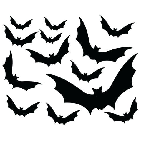 479x479 Halloween Bat Decorations Bat Silhouette Decorations Bat Halloween