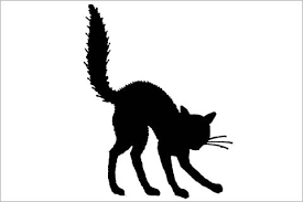 275x183 Image Result For Free Black Cat Silhouette Halloween