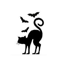 236x314 New Halloween Lawn Art Yard Shadowsilhouette