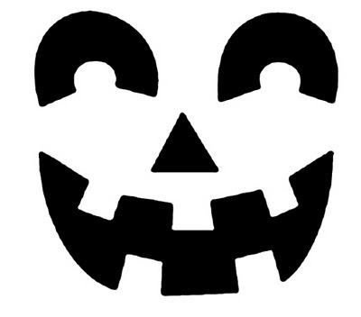 Halloween Pumpkin Silhouette at GetDrawings.com | Free for personal ...