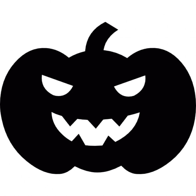 626x626 Scary Halloween Pumpkin Head Icons Free Download