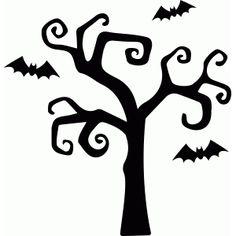 236x236 Silhouettes Di Halloween