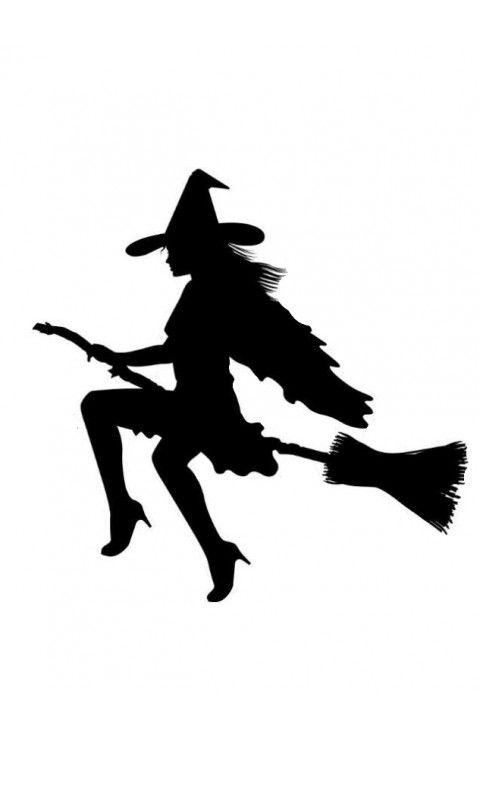480x800 Witch