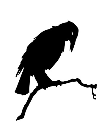 360x450 451 Best Halloween Silhouettes Images On Holidays