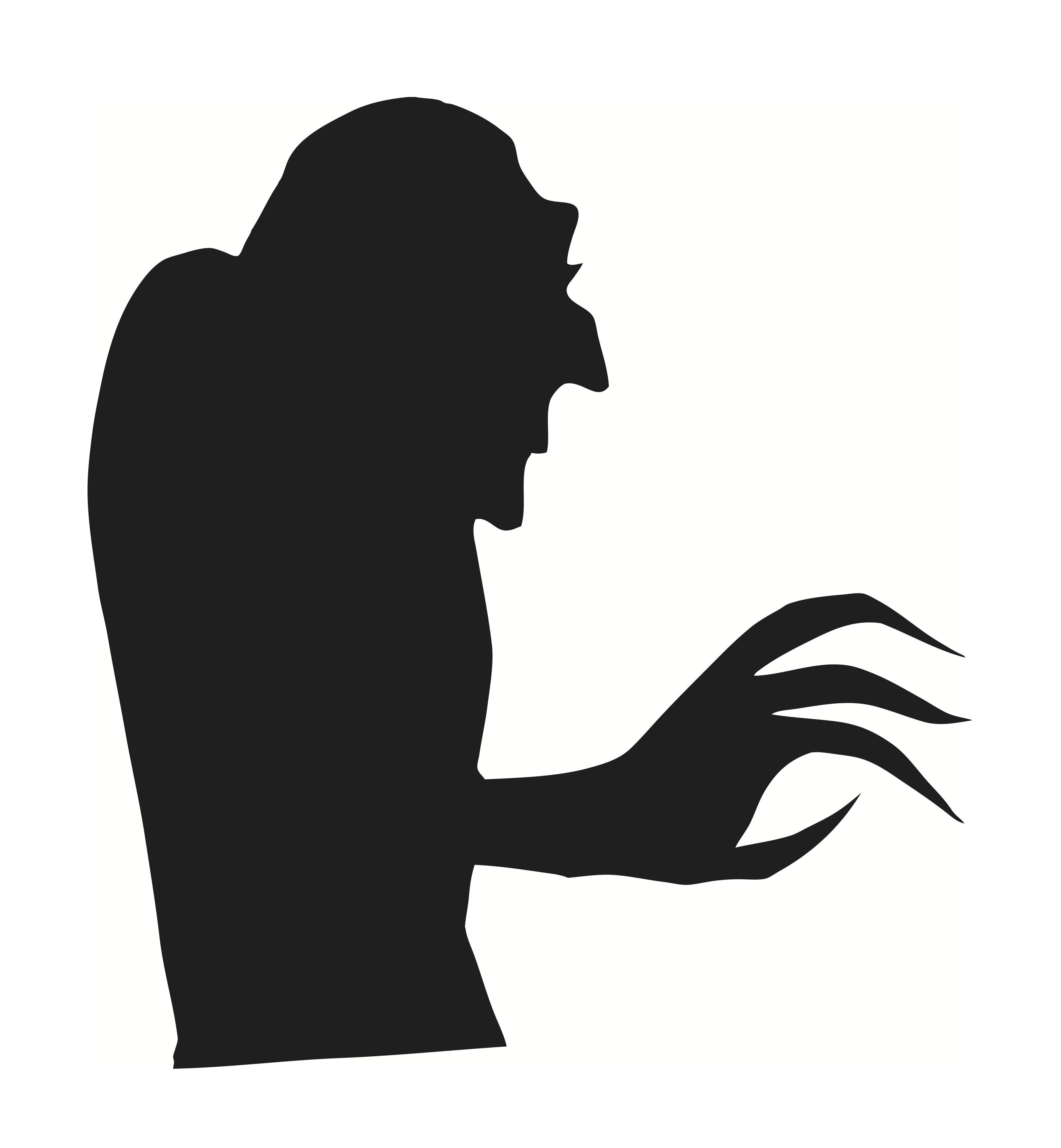 3600x3896 Halloween Window Silhouettes Free Download