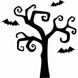 300x300 Haunted Halloween Tree Haunted Halloween, Halloween Trees