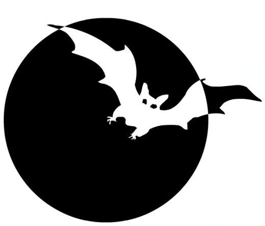 520x444 Image Result For Halloween Silhouette Metal Ideas