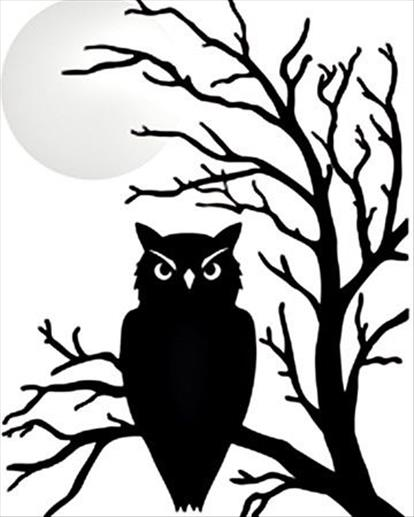 Halloween Window Silhouettes Template | Halloween Silhouette Patterns At Getdrawings Com Free For Personal