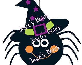 340x270 Spider Silhouette Etsy