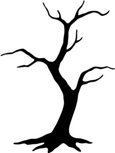 226x300 image result for winter curvy tree images silhouette halloween