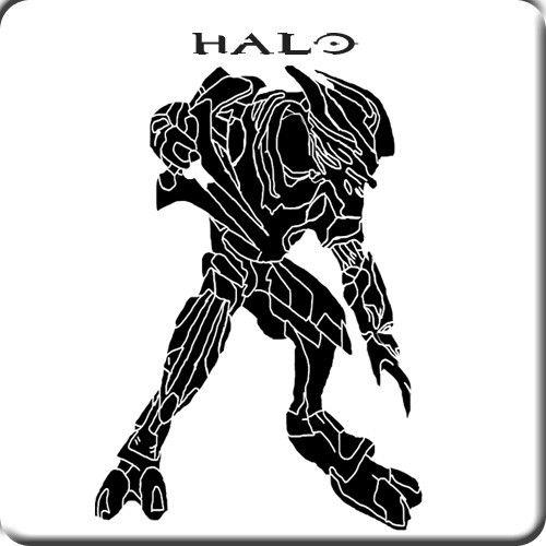 500x500 Halo 4 Arbitor Reach Vinyl Sticker Decal Wall Art By Kisvinyl