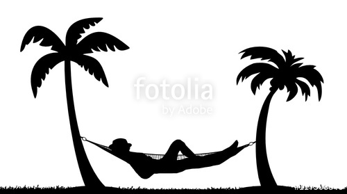500x279 Silhouette Palmen Stock Image And Royalty Free Vector