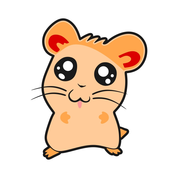 600x600 Hamster Pack Cuttable Design