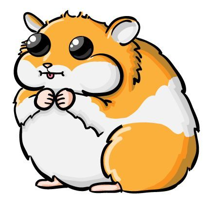 432x432 The Top 5 Best Blogs On Hamster Silhouette Clip Art