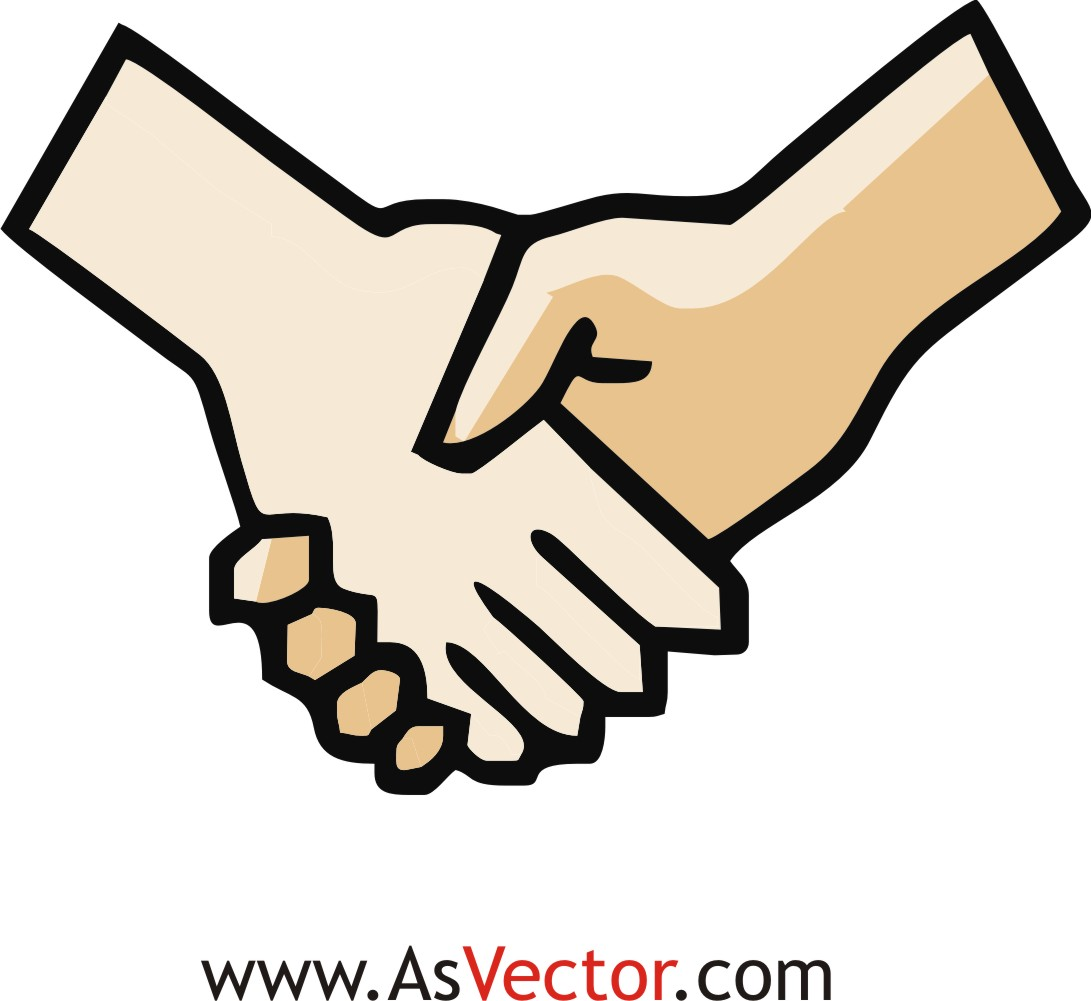 1091x1001 Clipart Shaking Hands