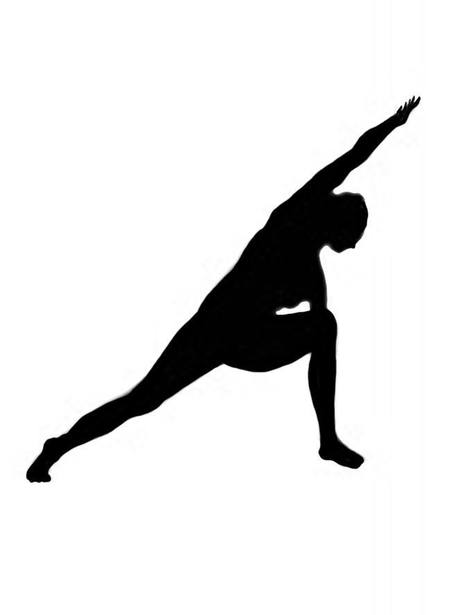 679x886 Gymnastics Clipart Gymnastics Split