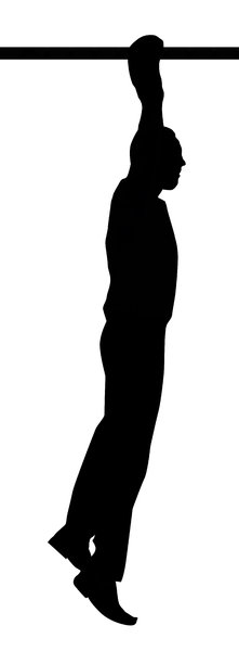 hanging man silhouette at getdrawings com free for personal use