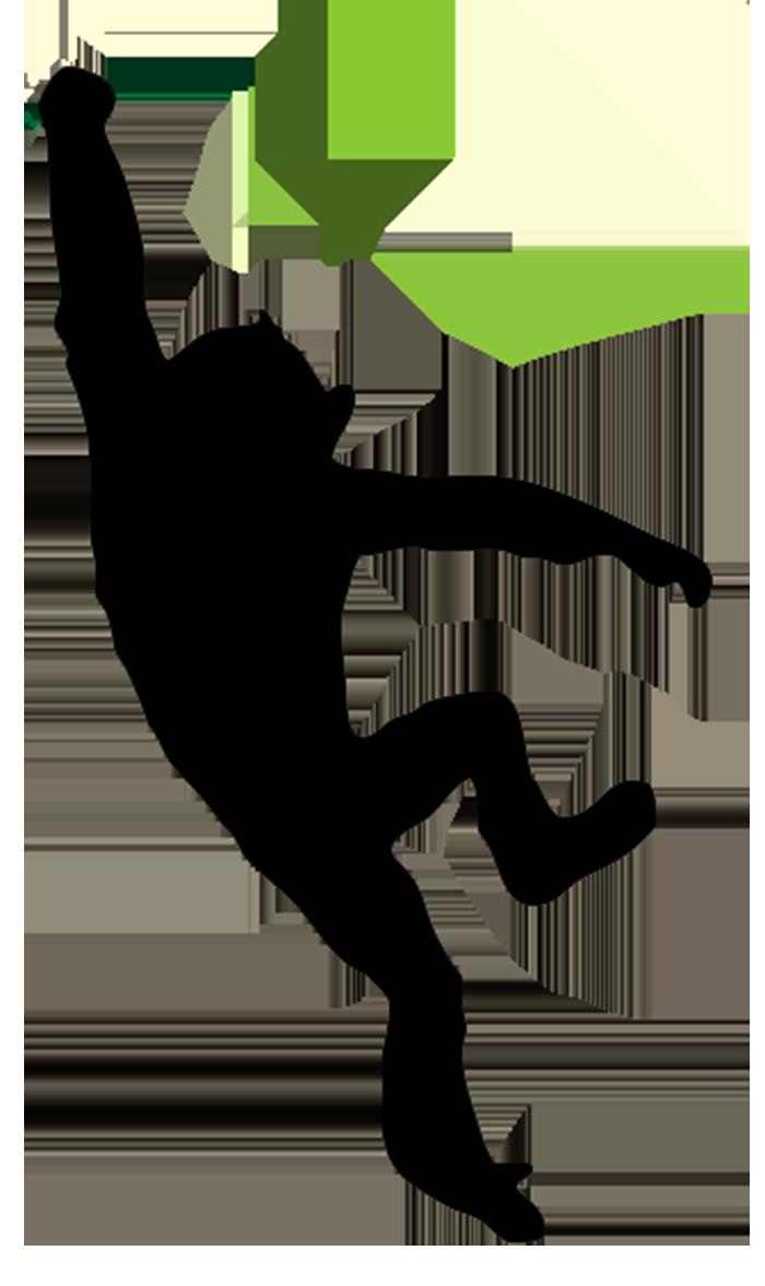 700x1177 Monkey Silhouette Clipart