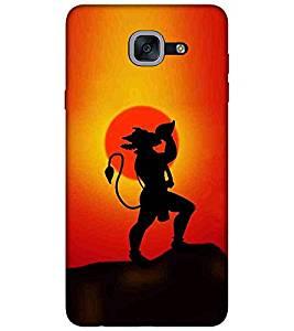 267x300 For Samsung Galaxy J7 Max Hanuman Ji Printed Designer Amazon.in