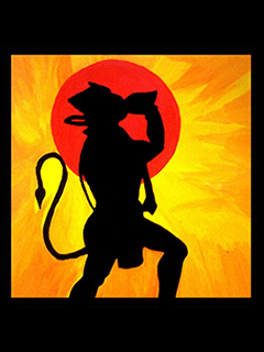 240x320 Free Hanuman Lanka Danav Attack Apk Download For Android Getjar